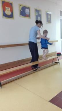 Ćwiczenia na koordynację, równowagę oraz sekwencję