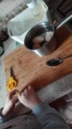 Przygotowania do ozdabiania jaj