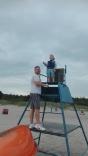 Zabawa na plaży 2