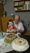 urodziny-dwa-torty