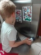 magnesy na lodówkę- nowa zabawka
